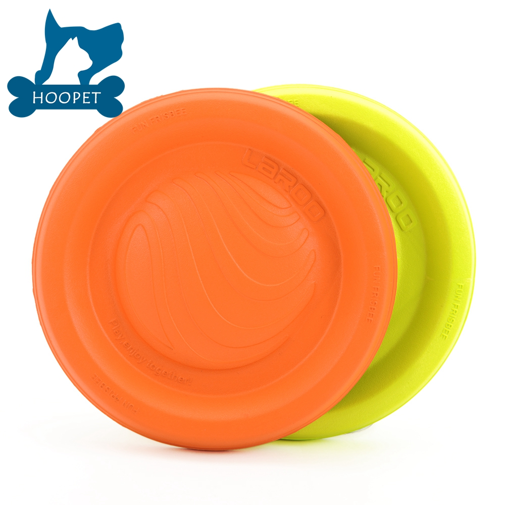 Outdoor Pet Toys Bite Resistant Dog Training Toy High Quallity Dog Frisbee