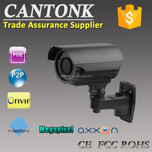 Dark Grey colos Onvif 1.0MP 720P HD Bullet IR 40m IP camera Hot model from Cantonk