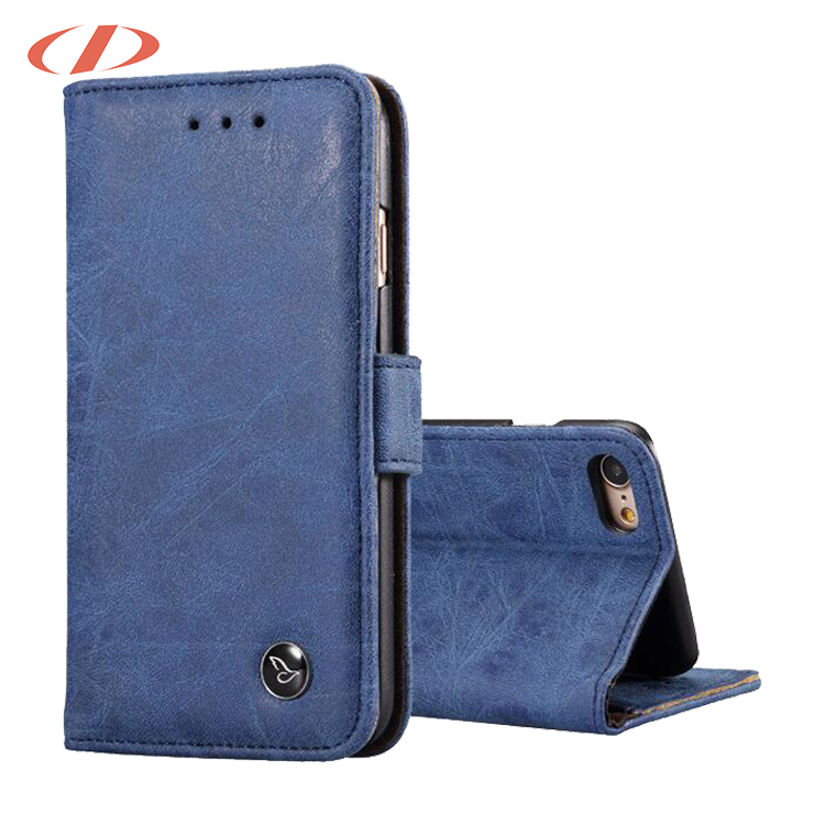 OEM models Vintage crazy horse leather for iphone 5s case case for iphone 5s for iphone 5c case