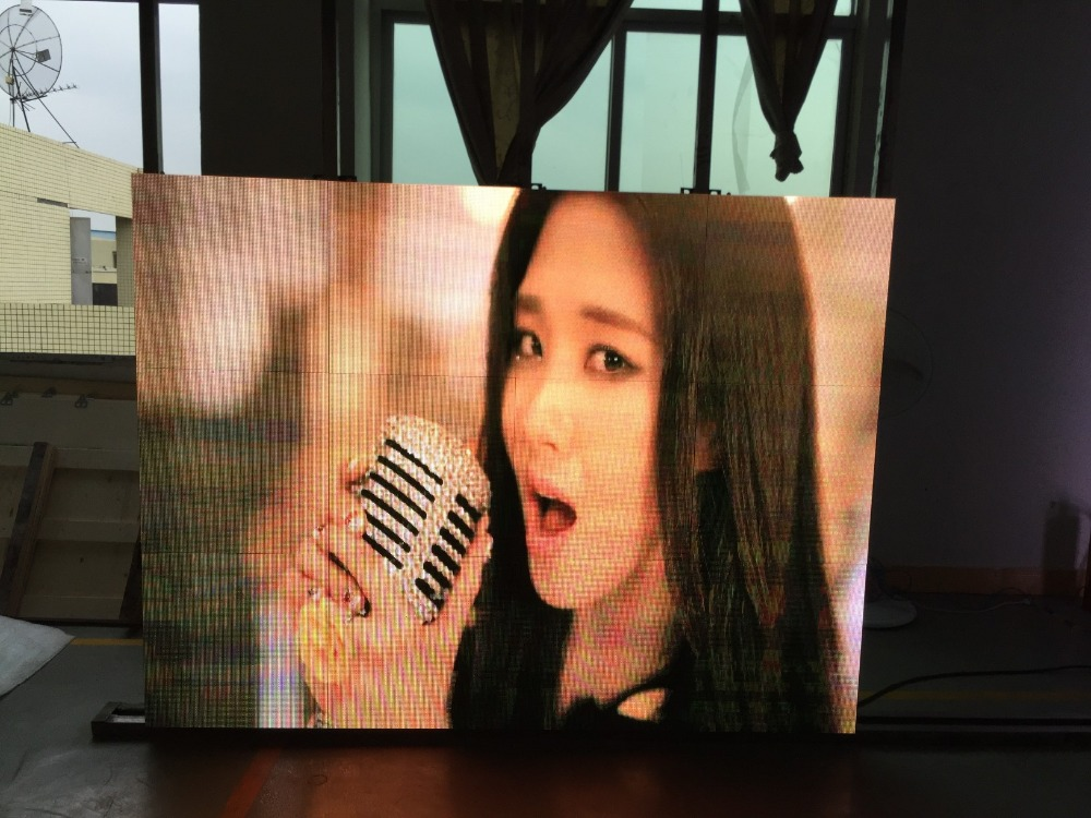 shenzhen led electronic aliexpress led display screen p4 led tv display panel