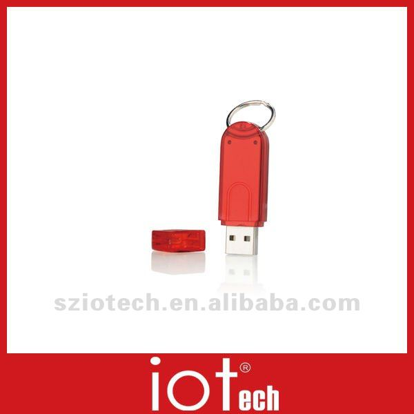 4GB Plastic USB Flash Memory, USB Gadget,