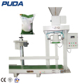 Semi automatic sugar weighing filling sealing machine