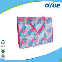 Excellent quality low price supply wholesale fold up reusable shopping bags