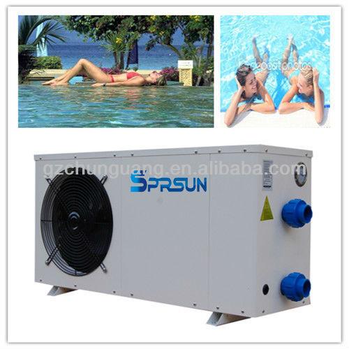 Descarga lateral piscina de energ a de aire bomba de calor - Bomba de calor aire agua precio ...