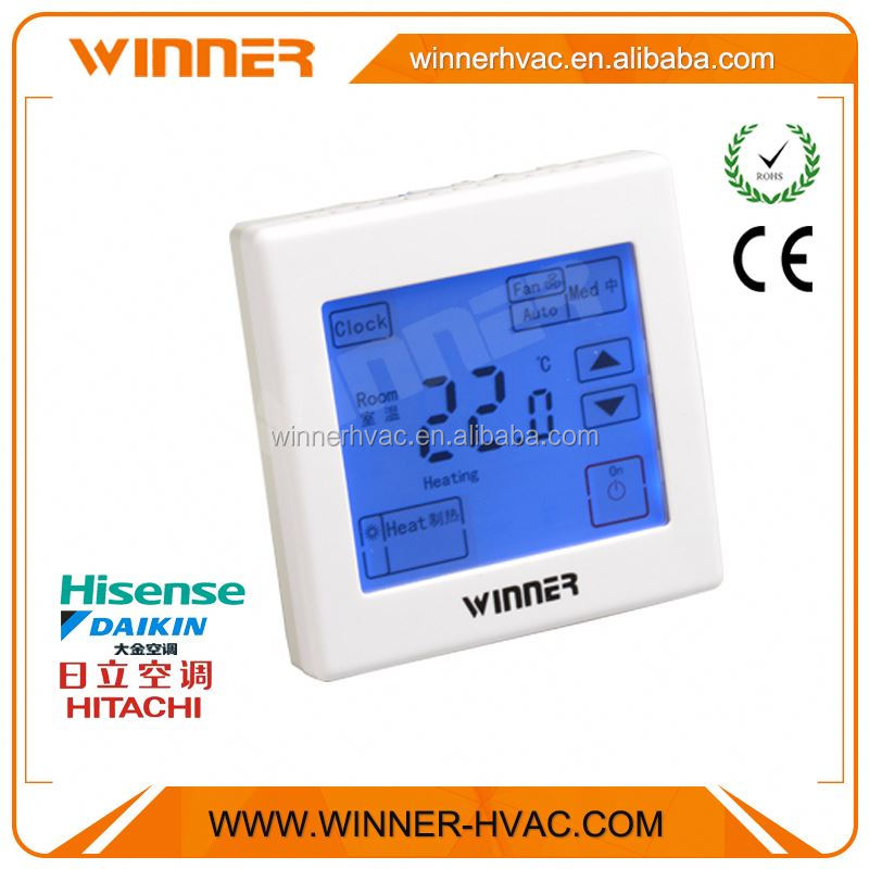 Alibaba supplier temperature control split air-conditioner thermostat