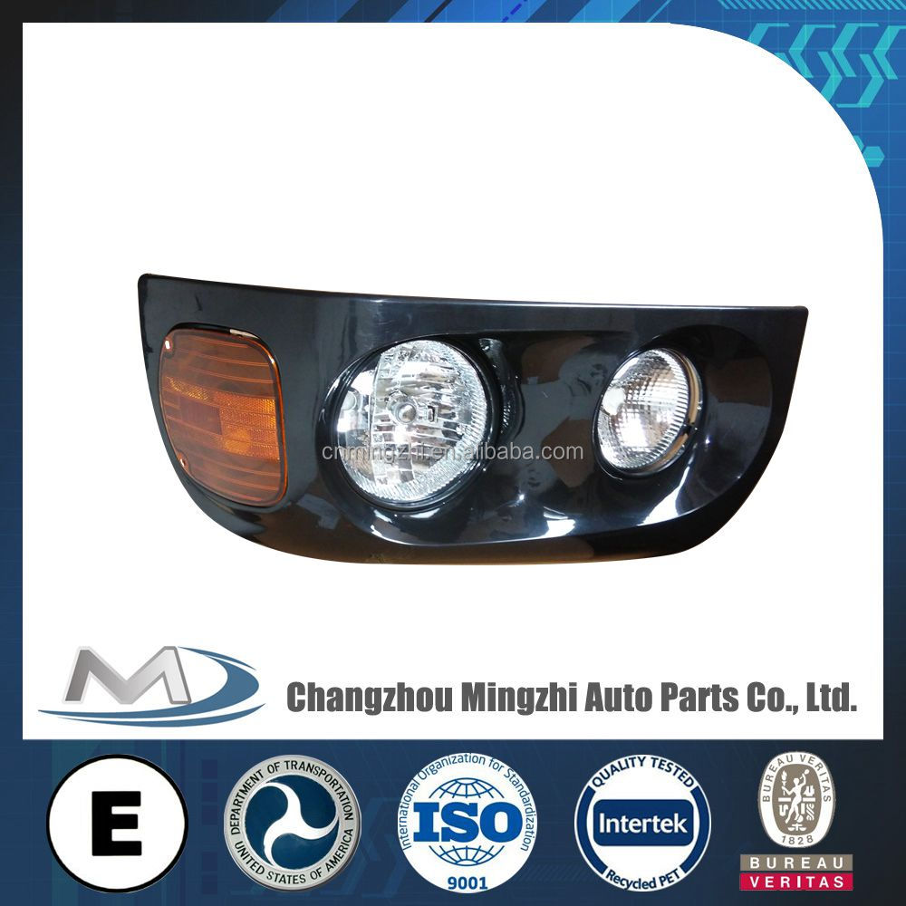 led head lamp headlight car powered for Freightliner century truck body builder HC-T-15003