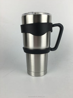 USA High quality thermal coffee cup ,vacuum water bottle ,30oz double wall stainless steel cold hot tumbler with handle
