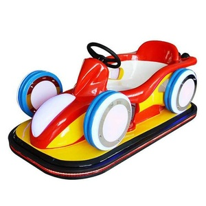 Amusement park new model kids electric battery drift racing car rides speed car for sale