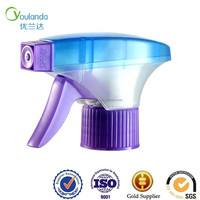 China plastic durable agriculture use medical hand trigger sprayer