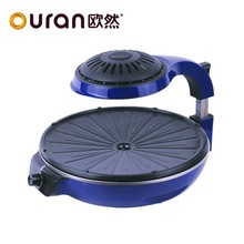 New design infrared light roaster korean restaurant table top bbq grill barbecu