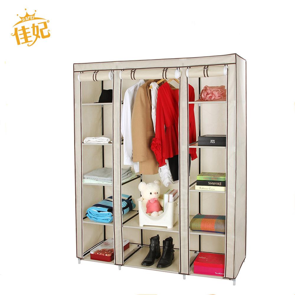 Portable Clothes U003cstrongu003eClosetu003c/strongu003e Wardrobe Storage U003cstrongu003eOrganizer