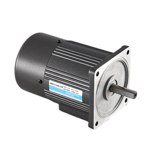 40w 220v single-phase electric magnetic brake motor with speed control
