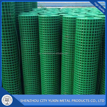 China manufacturer wholesale cheap electro galvanized fencing net iron wire mesh