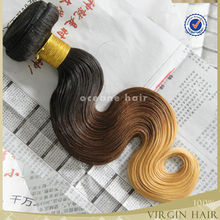 100 grams unprocessed virgin remy brazilian hair weave 1b 33 27 color