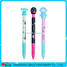 promotional felt anodized aluminum pen