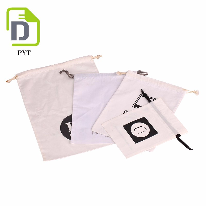 New recycle new design organic cotton bag