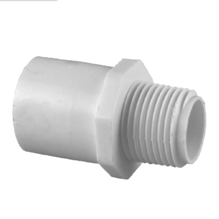 PVC Male Thread Reducing adapter with NSF Schedule 40