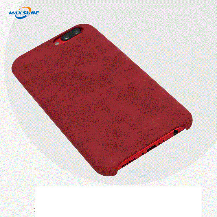 Maxshine Premium Pu Leather Phone Case For Iphone 8 Plus X Xr Xs Max