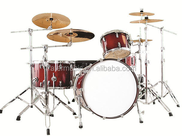 High Grade 5-pc Drum Set with 100% Maple shell (J-DK-041)