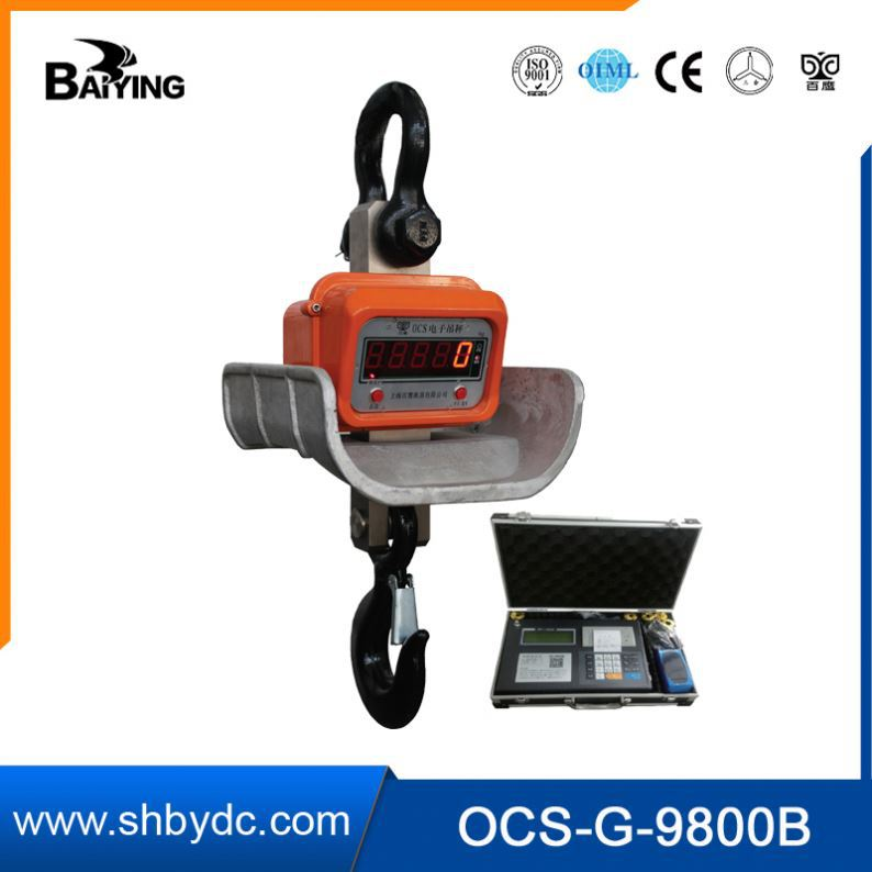 Best Chinese crane weighing scale 50kg truck mobile crane