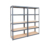 Factory direct sale light duty rack warehouse abc shelving