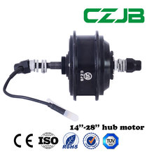 CZJB-90C 250w brushless dc geared e bike electric hub motor