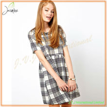 Top Brand In China Custom Made Quality-Assured Popular Specialized Korea Style Wholesale Dress