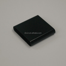 Black OEM Aluminum extrusion enclosure aluminium case for car GPS