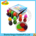 Halal candy fruity flavors mini round hard candy