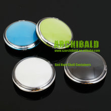 Food grade non-stick heat resistant silicone glass dab jars small and large size dab jar silicone cheap price wholesale