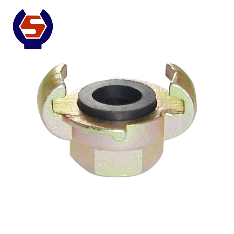 Universal air coupling European type,Air hose coupling,Compressor claw couplings 1/2""