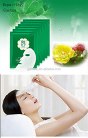 New Arrival Cactus Extract Facial Mask Chinese Herbs