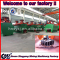 Ag mineral ore beneficiation machinery for silver, copper etc