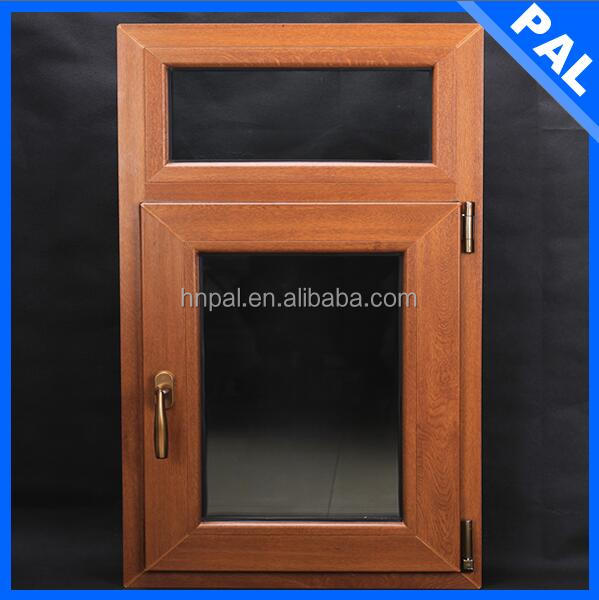 CE quality Western style upvc window and door company with Sound proof custermized color