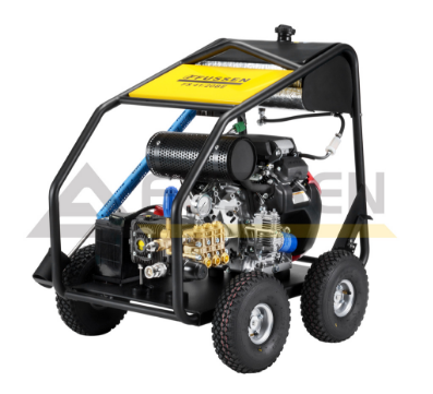 200 Bar 350 Bar Industrial Electric High Pressure Washer Industrial Fuel Drive High Pressure Washer