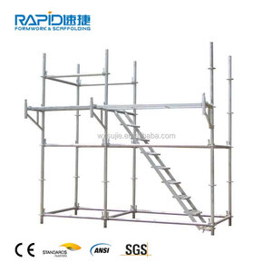 Hot dip galvanized Allround Ringlock System Scaffolding Hot Sales