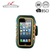Top grade professional useful cell phone armband case, for phone armband LED armband
