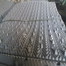 factory price cross flow cooling tower pvc fills