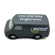 Promotion gift items with logo PU toy cars