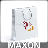 Cheap Logo printing 2015 custom shopping paper bag/gift paper bag/kraft paper box