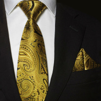 Custom Design 100 Silk Men Tie