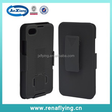 2015 hot product holster rotating kickstand case for Blackberry Z30 with i-pattern
