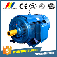 Y2 series low voltage totally enclosed 3-phase AC motor