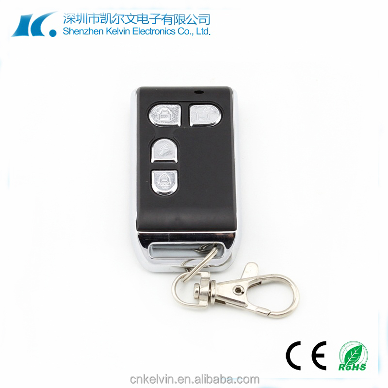 Learning Code EV1527 RF Remote Control for Garage Door KL210-4