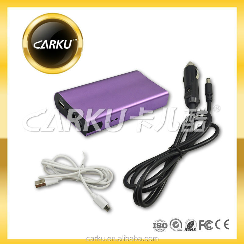 high capacity power bank 14V10A input full charged in 25mins back-up mobile phone battery