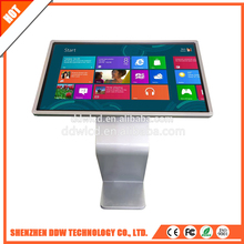 47 inch Brand new wireless android wifi all in one pc kiosk hotel lobby windows touch screen digital