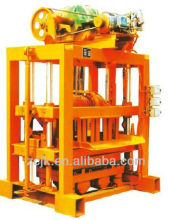 A1 Brand ZCJK Small Manual Machine QTJ4-40II Standard Gypsum Block Making Machine