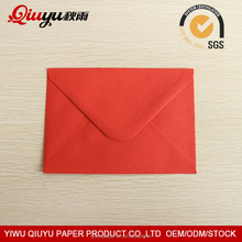 Kraft Envelope Red Diamond seal