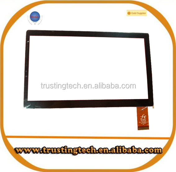 7 inch tablet capacitive touch screen GPS car navigation G7S FPC-TP070252-00 external screen