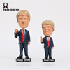 Roogo Resin Realistic Donald Trump Bobble